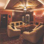 Das Herrenzimmer!