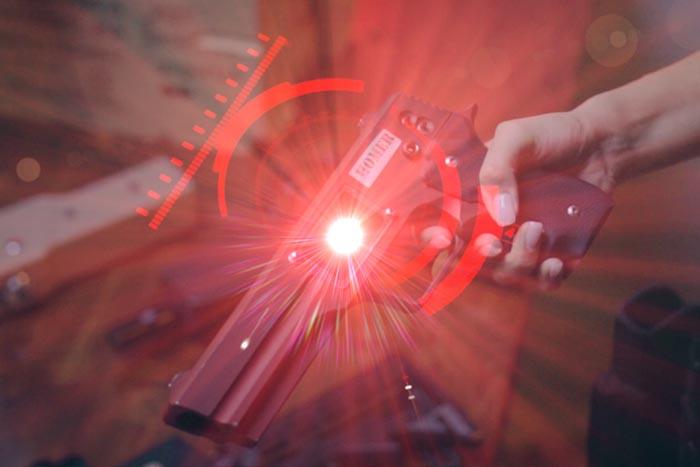 Tagger Konfiguration Lasergame