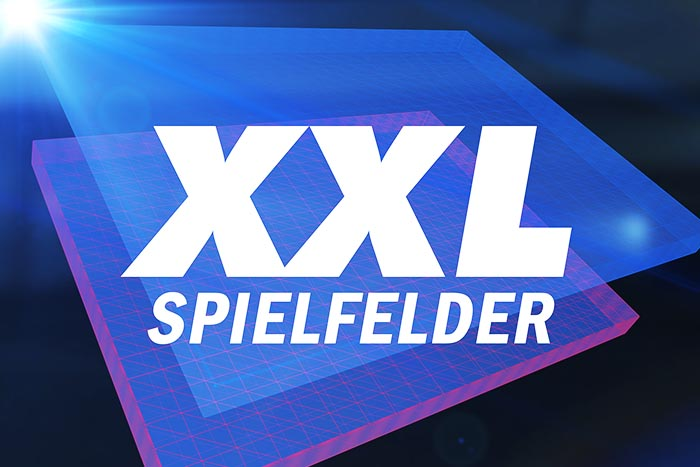 XXL-Spielfelder IR Lasergame Unterpleichfeld